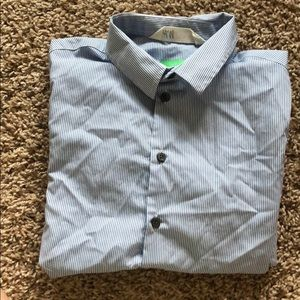 Long sleeved dressy shirt